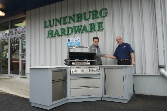 Lunenburg Hardware's Bill Towndrow
